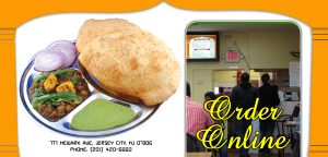 The Best Chole Bhature In Jersey City