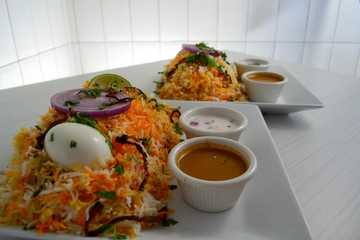 The Best Biryani In Jersey City