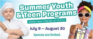 HUDSON COUNTY COMMUNITY COLLEGE Jersey City:Summer Youth & Teen Program