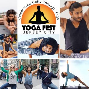 Yoga Fest in Jersey City