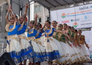 Indian Independence Day events in Jersey City and NYC