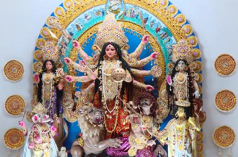 Durga Puja Events near Jersey City